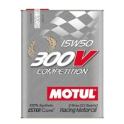 MOTUL 300V COMPETITION - 15W50
