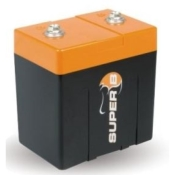 BATTERIE LITHIUM FER PHOSPHATE 12V - 10A/h (27A/h) - 600A