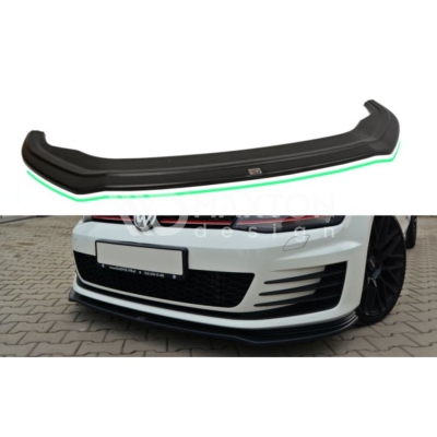 LAME PARE-CHOCS AVANT pour Golf VII GTi version 2012
