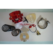 KIT DUMP VALVE TIAL / D-TechRacing pour Mégane 3RS