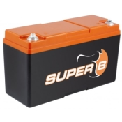 BATTERIE LITHIUM FER PHOSPHATE 12V - 23A/h (100 à 130A/h) - 1500A