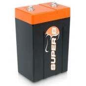 BATTERIE LITHIUM FER PHOSPHATE 12V - 15A/h (45A/h) - 900A
