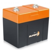 BATTERIE LITHIUM FER PHOSPHATE 12V - 7.8A/h (14A/h) - 450A