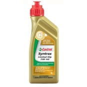 CASTROL SYNTRAX LIMITED SLIP Huile pont autobloquant ou méca. 75W140
