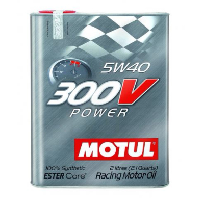 MOTUL 300V POWER - 5W40